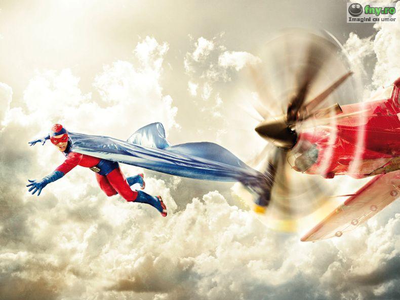 Accident aviatic imagini haioase