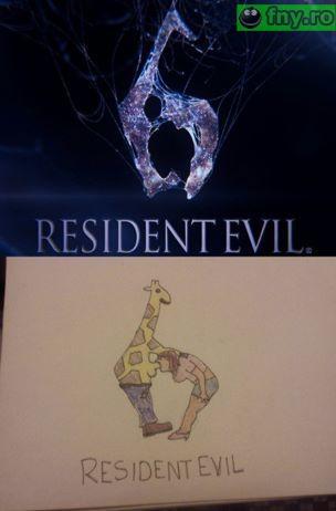 Resident evil imagini haioase
