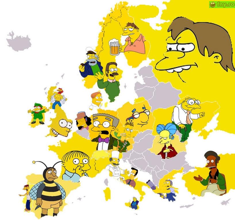 Eurosimpsons imagini haioase