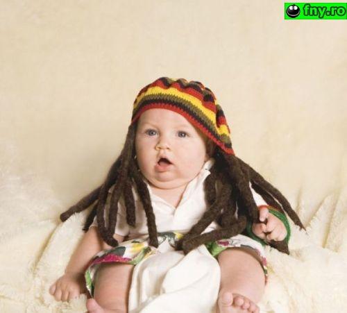 Rasta baby imagini haioase