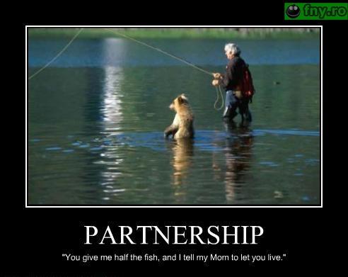 Parteneri de pescuit imagini haioase