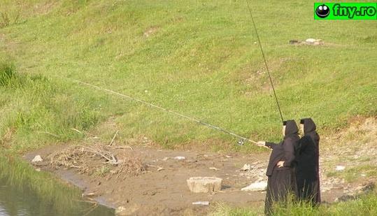 La pescuit imagini haioase