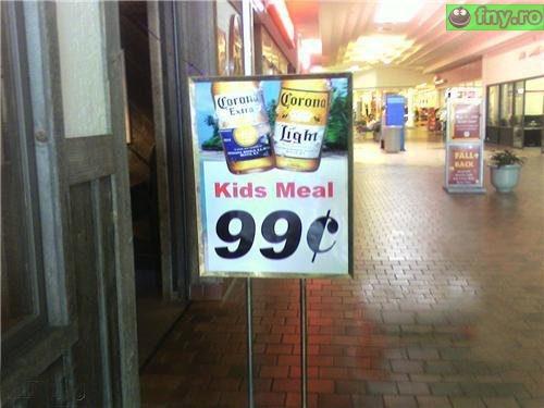Mancare pentru copii imagini haioase