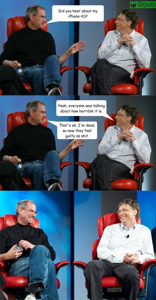 iPhone 4S imagini haioase