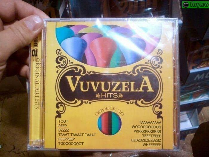 vuvuzela imagini haioase