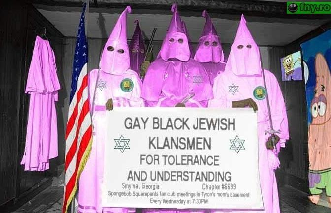 Gay KKK imagini haioase